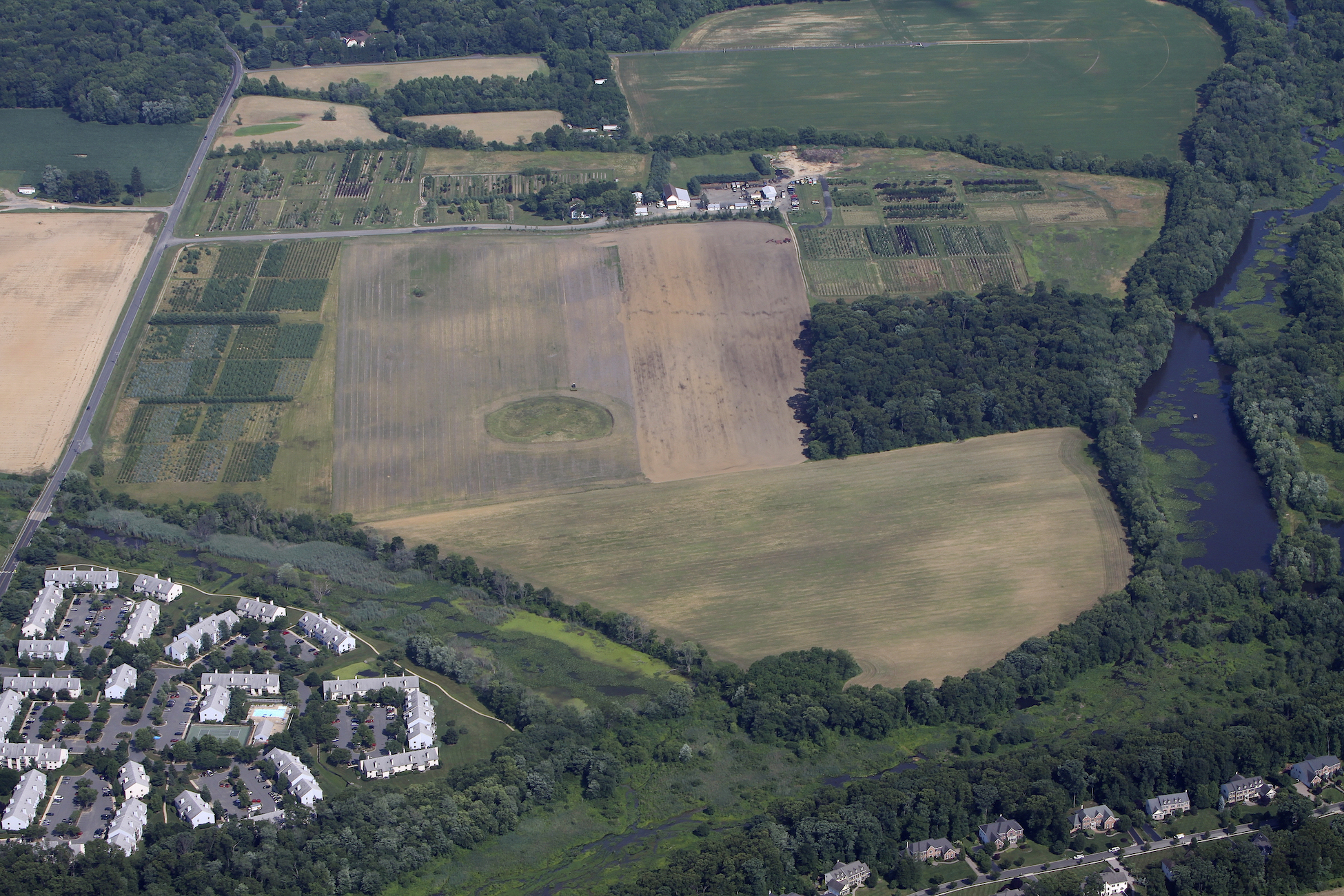 Property For Sale at 78+ Acres - Cranbury Township