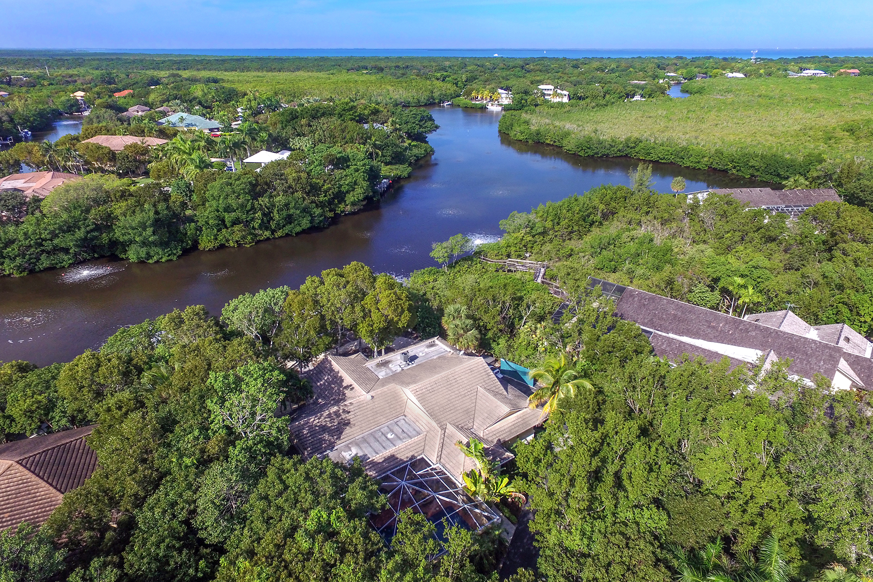 sales property at Canalfront Home at Ocean Reef