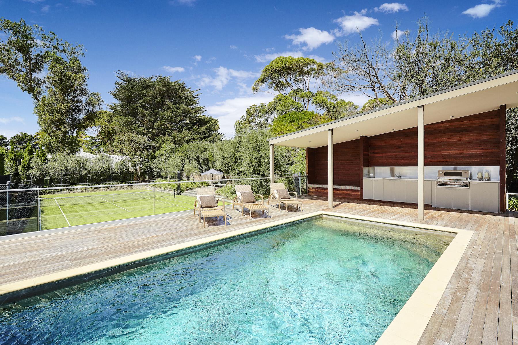独户住宅 为 销售 在 21 Leyden Avenue, Portsea 墨尔本, 维多利亚, 3944 澳大利亚