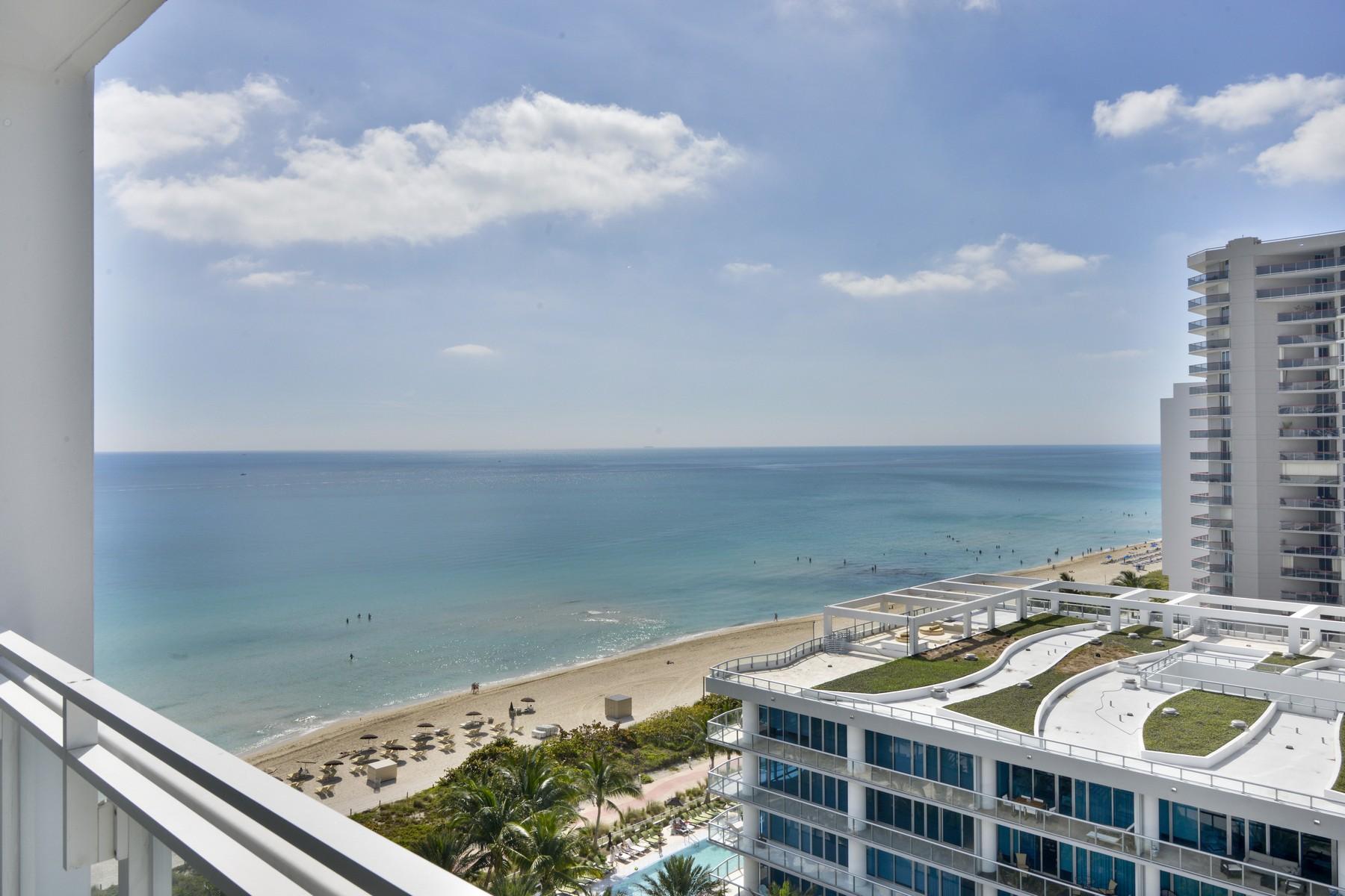 Eigentumswohnung für Verkauf beim 6801 Collins Ave #1206 Miami Beach, Florida 33141 Vereinigte Staaten