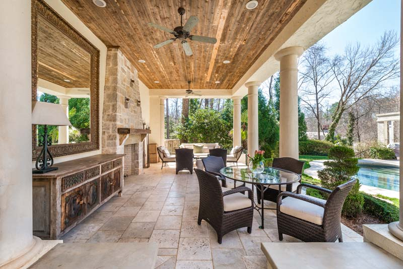 Property Of Stunning Mediterranean Style Home In Tuxedo Park