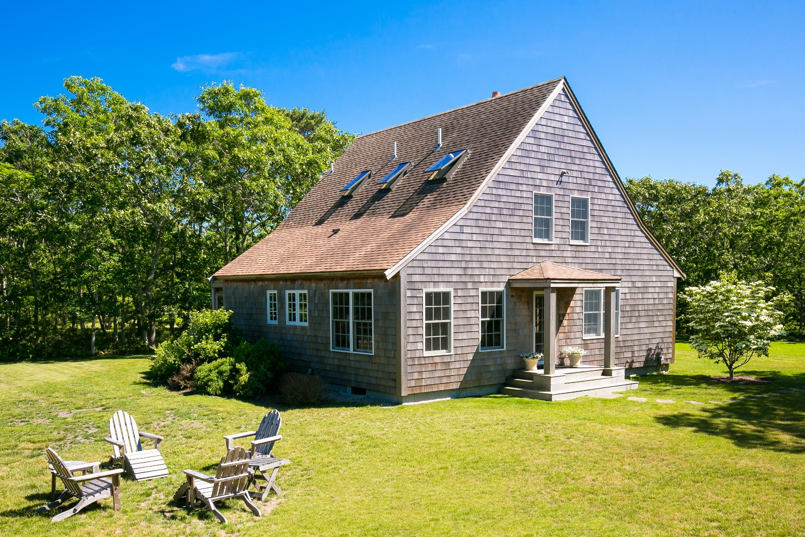 Single Family Home for Sale at West Tisbury 252 Waldrons Bottom Road West Tisbury, Massachusetts 02575 United States