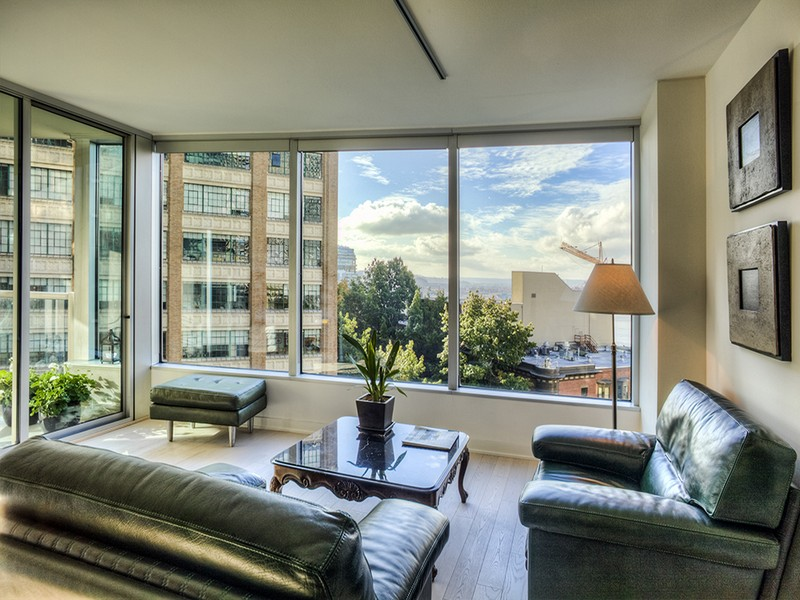 sales property at One Pacific Tower #803