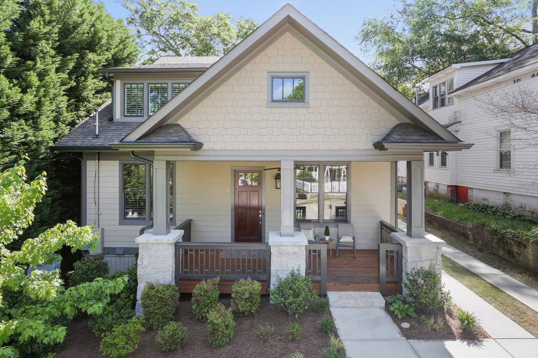 sales property at Gorgeous Lake Claire Craftsman