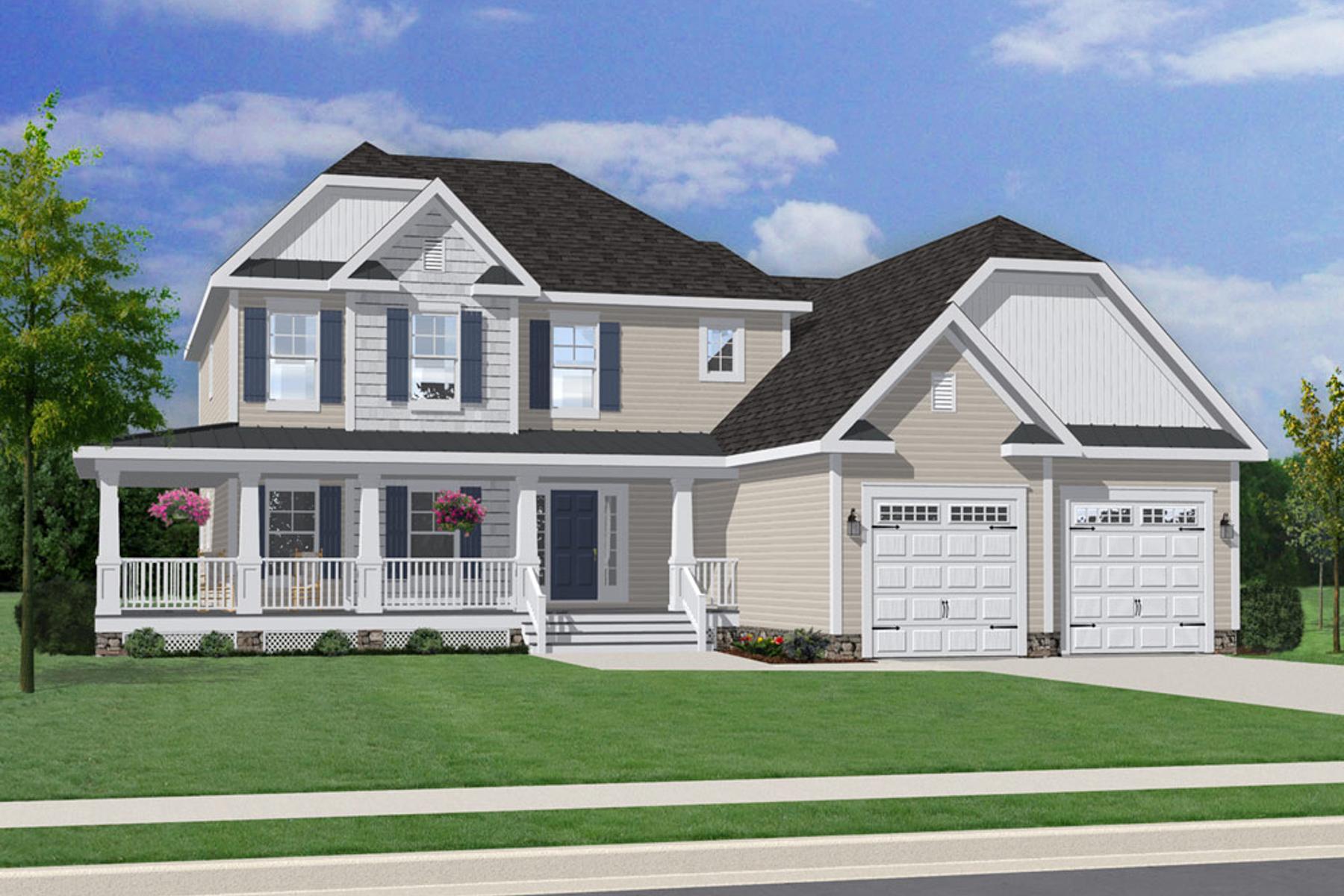 Single Family Home for Sale at 33434 Marina Bay Cir, Millsboro, DE 19966 33434 Marina Bay Cir (beach Plum Sfh) Millsboro, 19966 United States