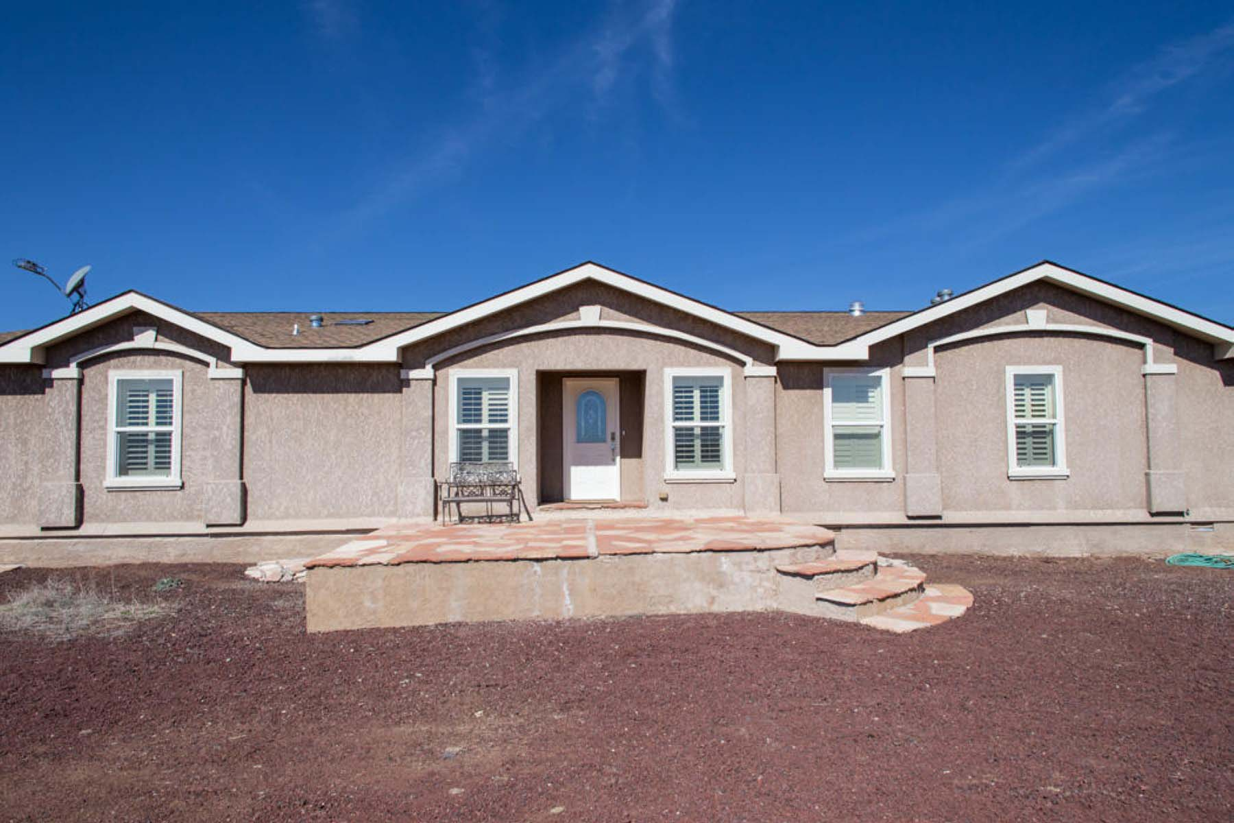 Single Family Home for Sale at A beauty that has it all. 12811 Stockmens RD Flagstaff, Arizona 86004 United States