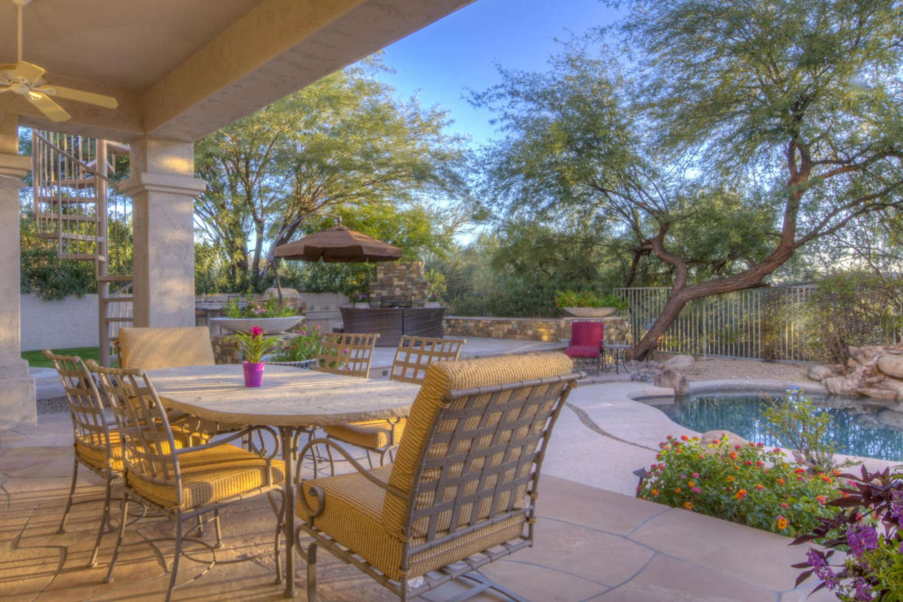 open-houses property at Fantastic home in great location in gated Sonoran Hills