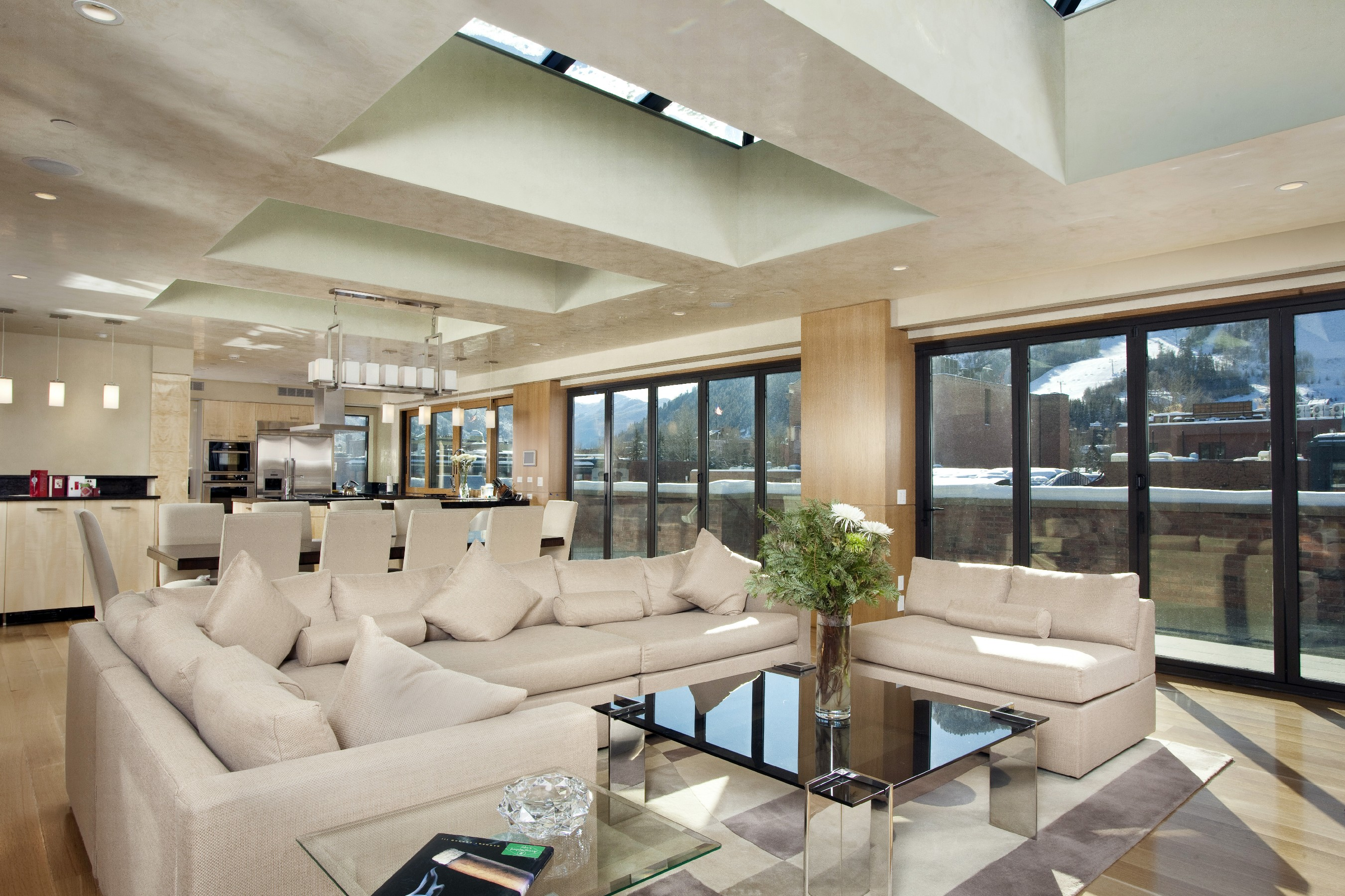 rentals property at Aspen Core Penthouse
