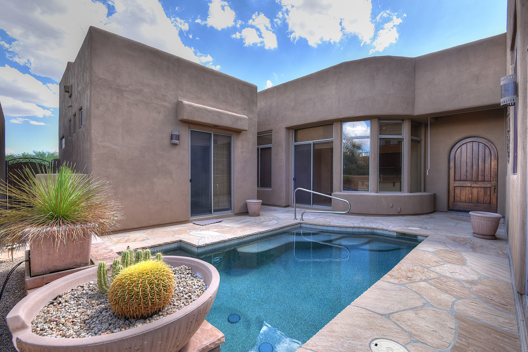 Tek Ailelik Ev için Satış at Gated Troon North residence in Pinnacle Canyon 10862 E RUNNING DEER TRL Scottsdale, Arizona 85262 Amerika Birleşik Devletleri