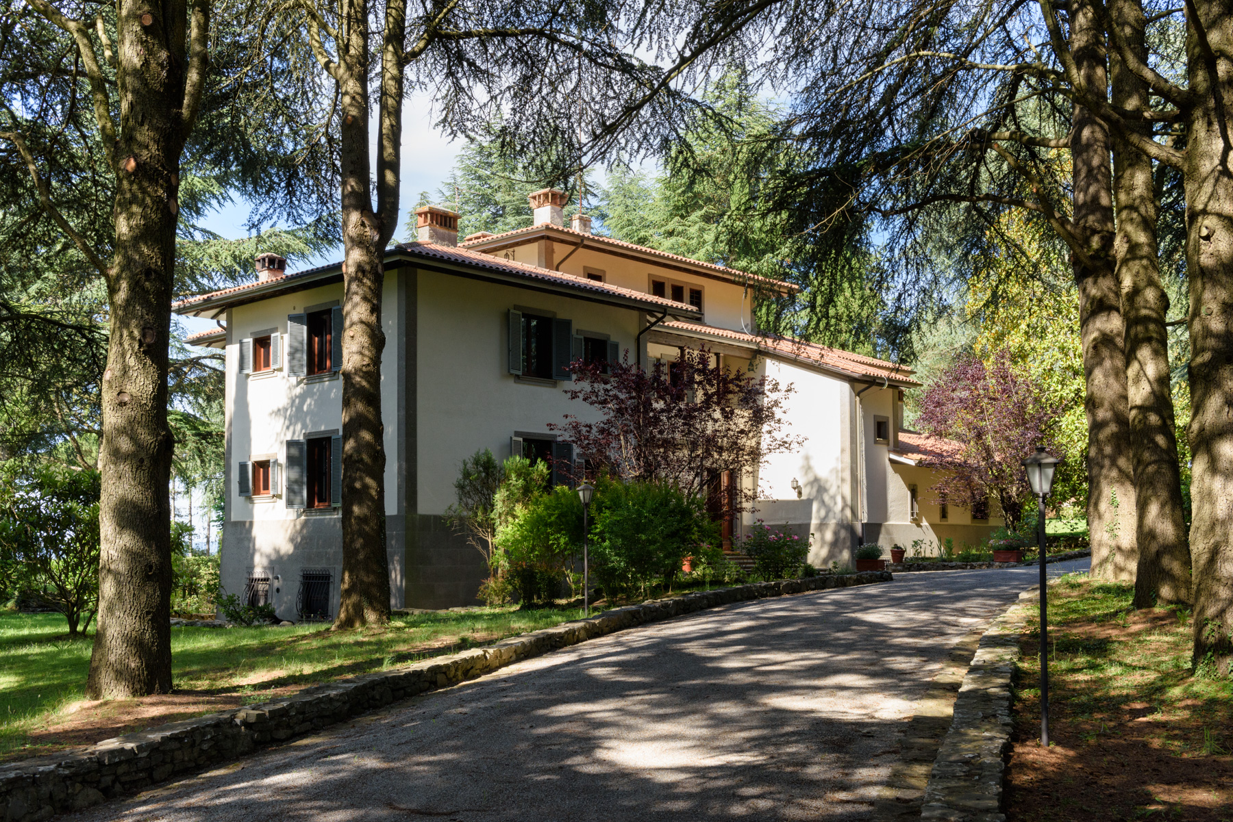 Single Family Home for Sale at Splendid villa in the Tuscan-Umbrian hills Citta Della Pieve, Perugia Italy