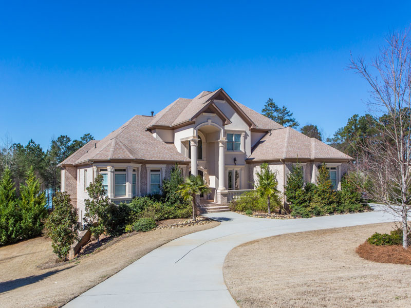 Property For Sale at Extraordinary Home with Lake View