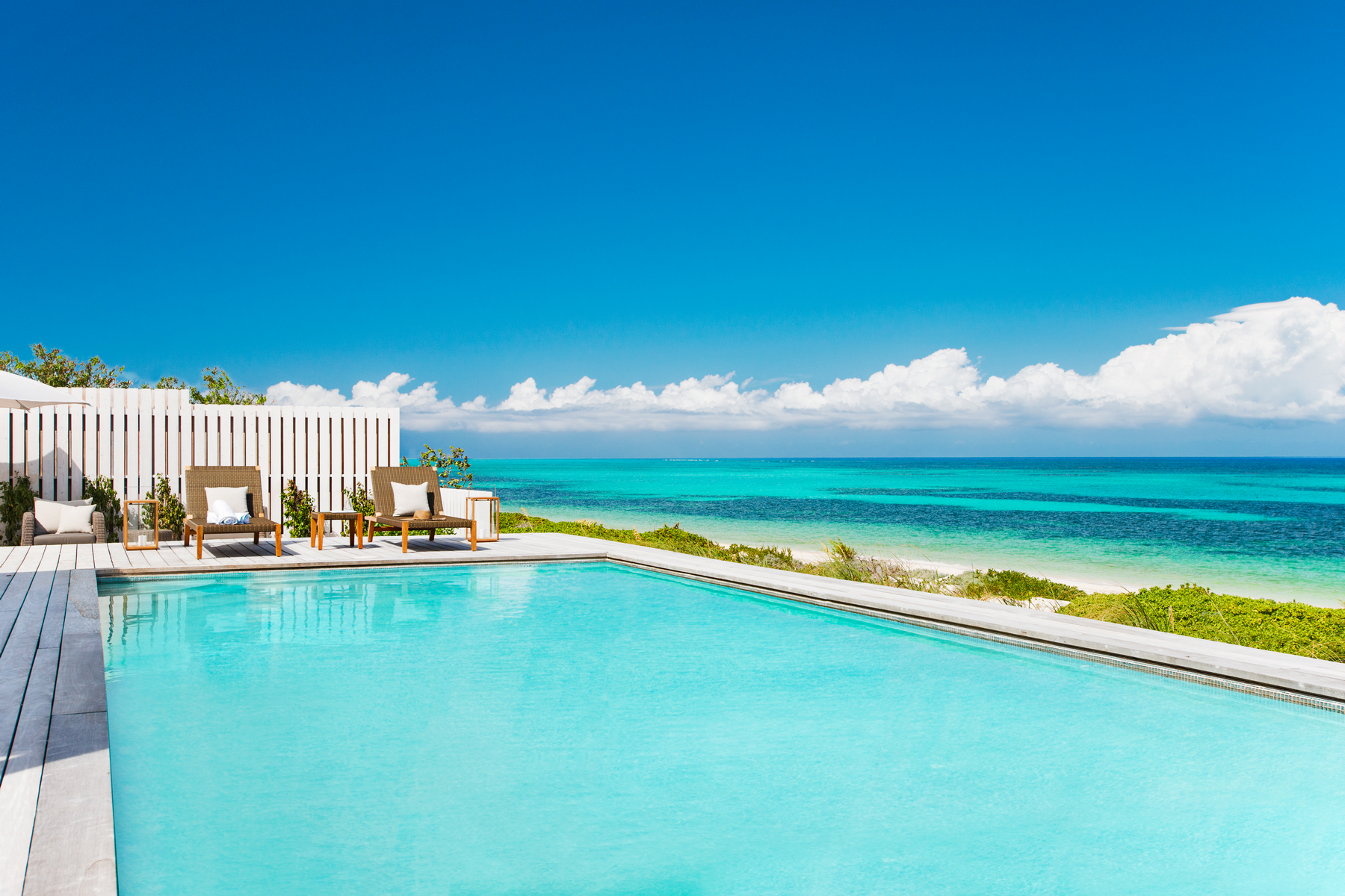 Additional photo for property listing at Beach Villa - Lot 2 Beachfront Sailrock, South Caicos TC Теркс И Кайкос