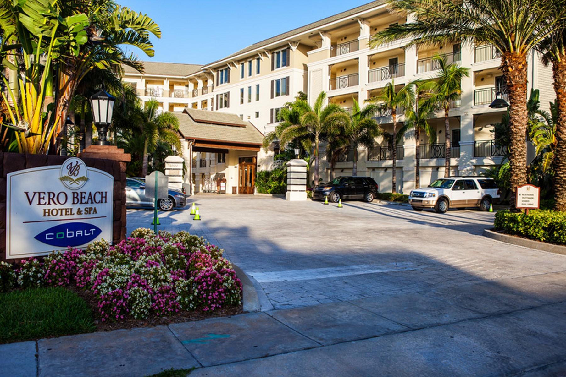Condominium for Sale at Breathtaking Oceanfront unit at Vero Beach Hotel & Spa, a Condohotel 3500 Ocean Dr #105 Vero Beach, Florida, 32963 United States