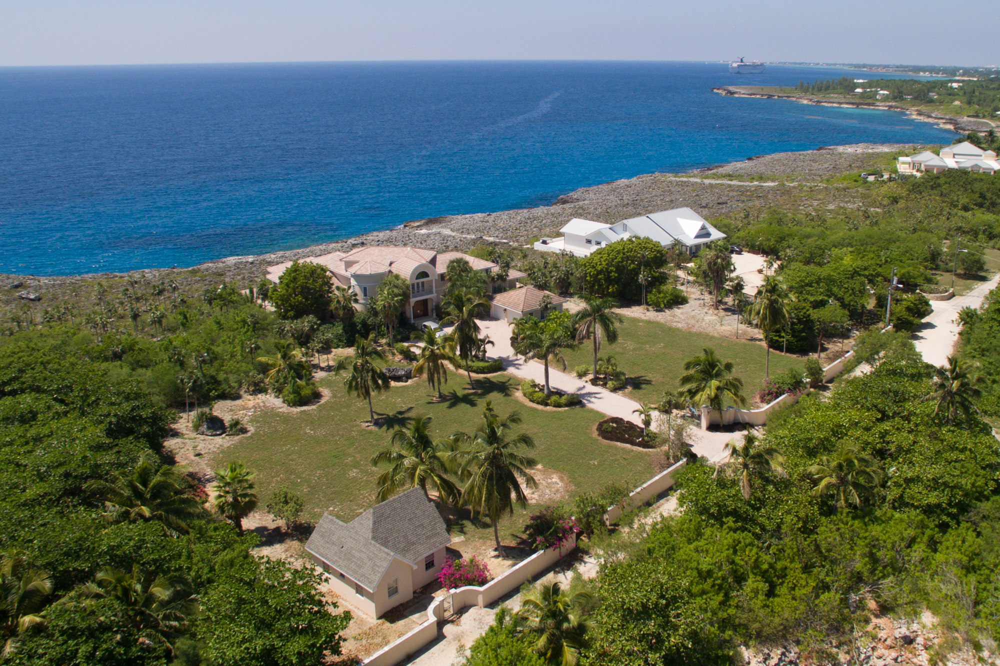 Single Family Home for Sale at Far Horizon Far Horizon 346 Pedro Castle Rd Savannah, Grand Cayman, KY1 Cayman Islands