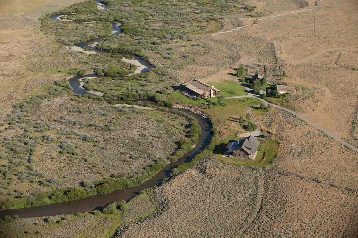Farm / Ranch / Plantation for Sale at Lost Creek Ranch Stanley, Idaho, 83278 United States
