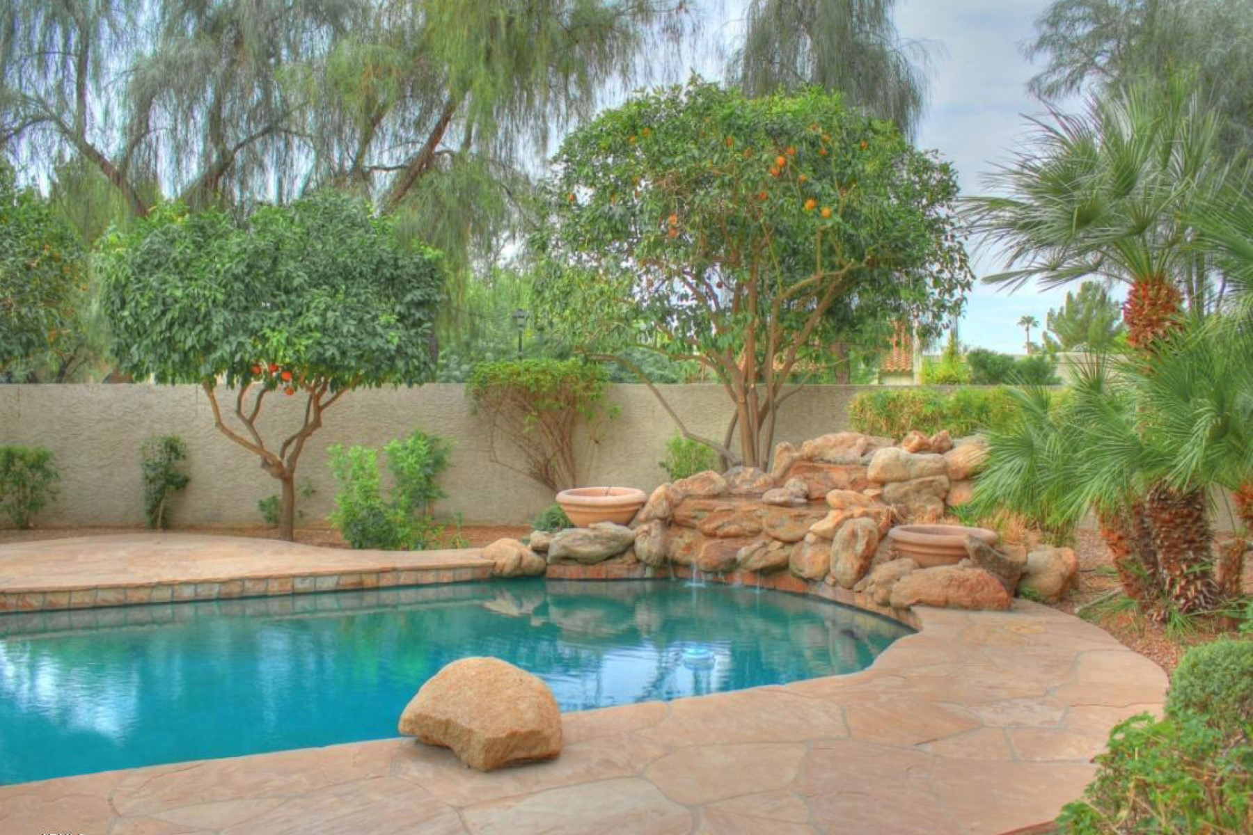 sales property at Rare turn key corner home in Phoenix