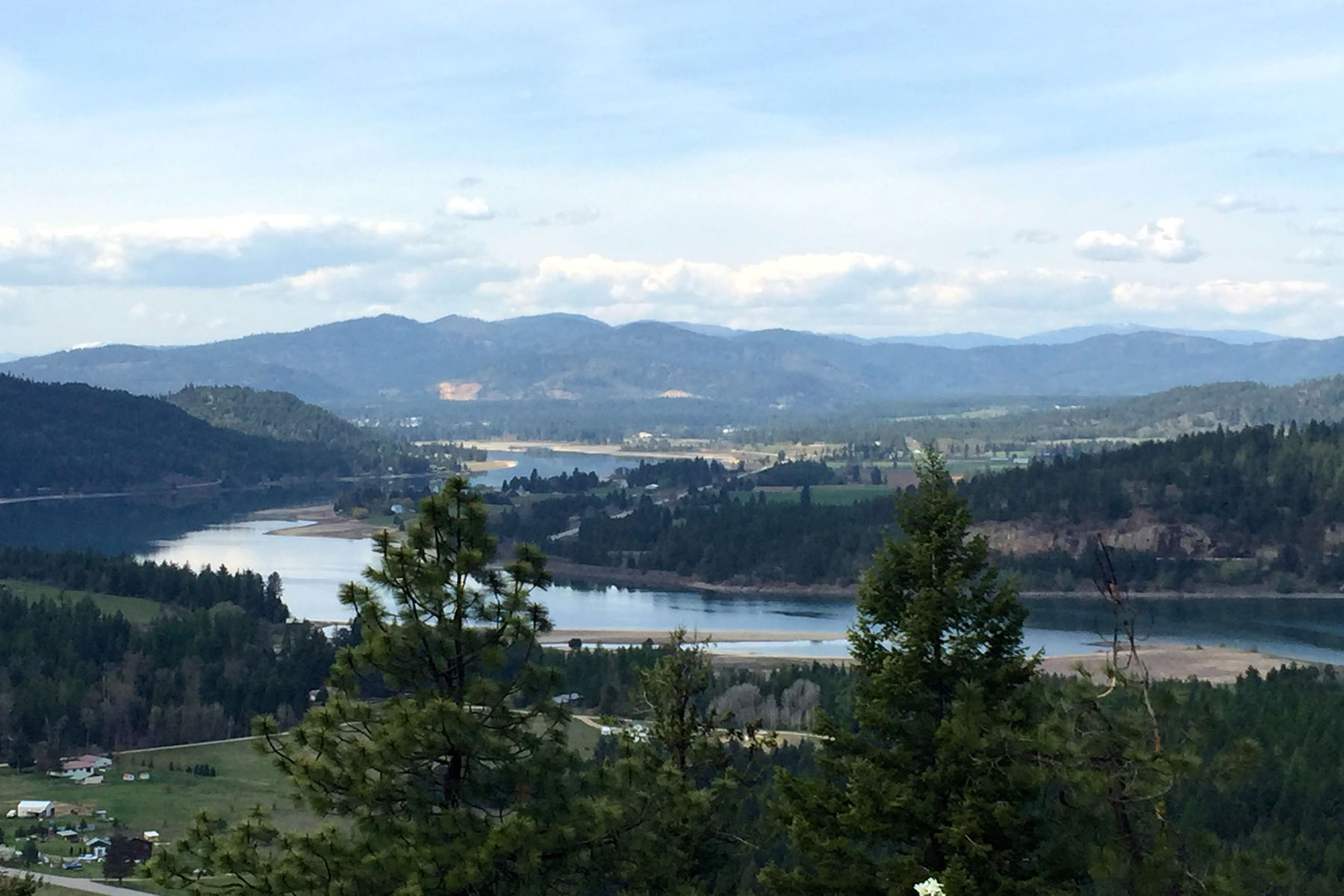 Land for Sale at Dynamic Panoramic Views Dunroamin Road Priest River, Idaho 83856 United States