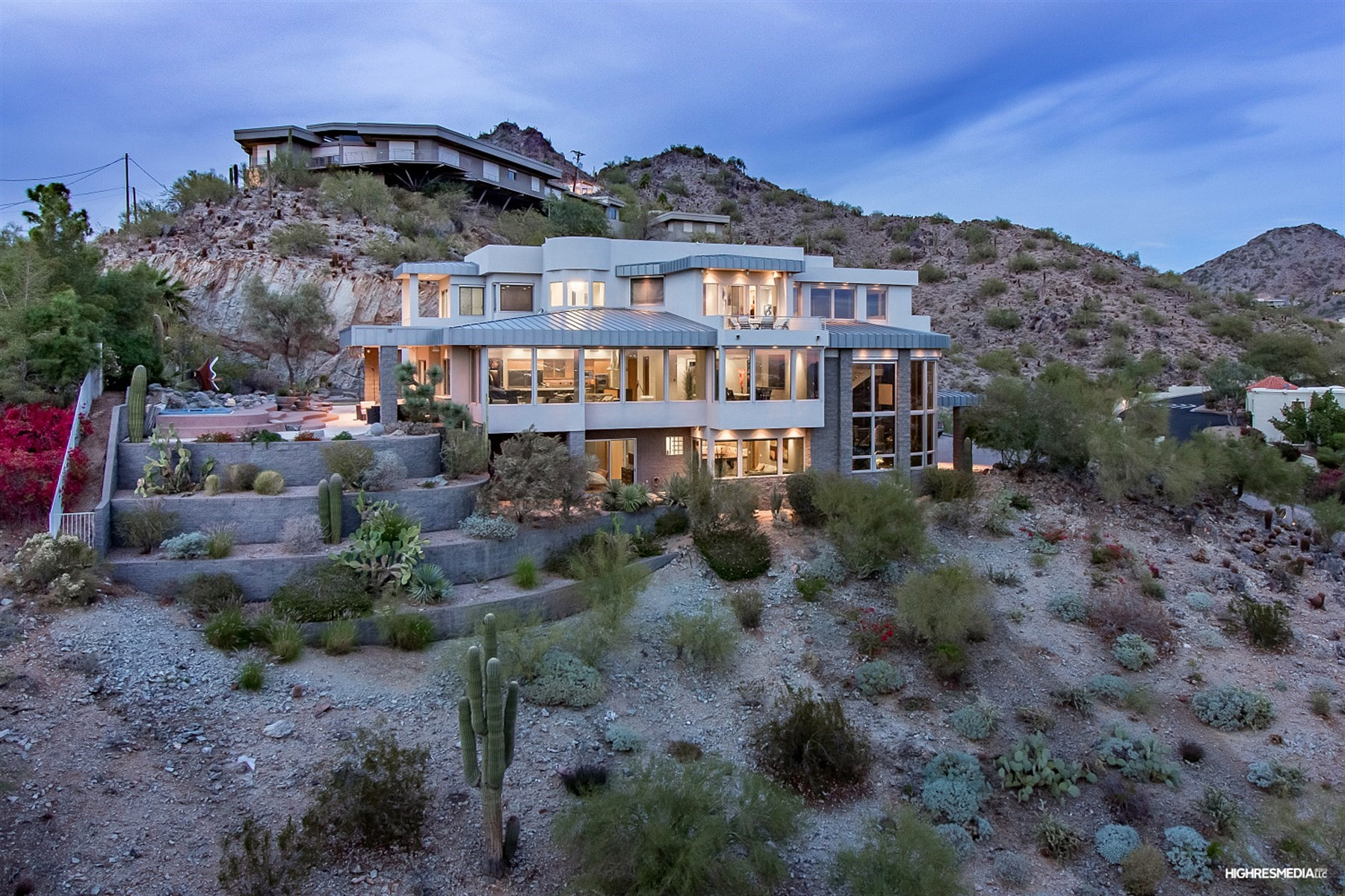 sales property at Remarkable contemporary home in Paradise Valley