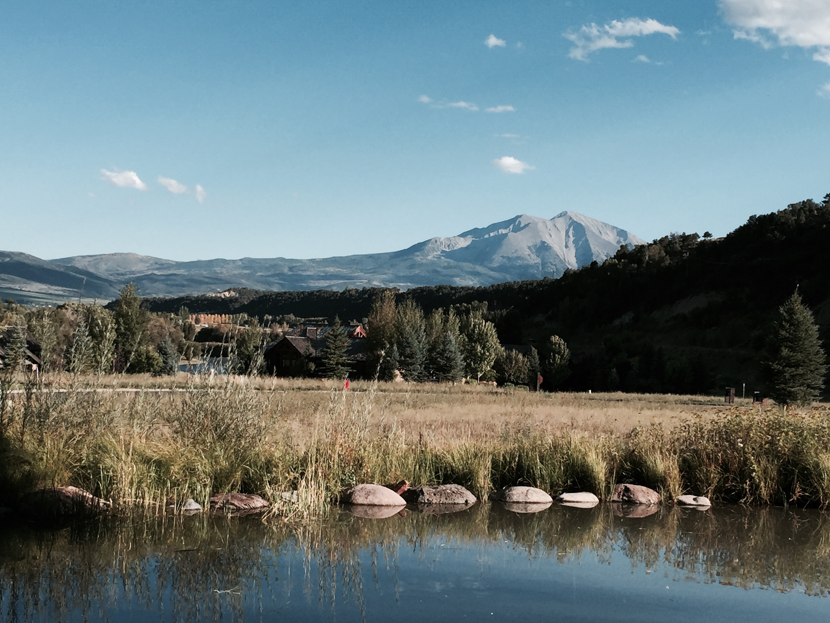 Land for Sale at View Lot Bordering a Pond 79 Golden Stone Drive Carbondale, Colorado, 81623 United States