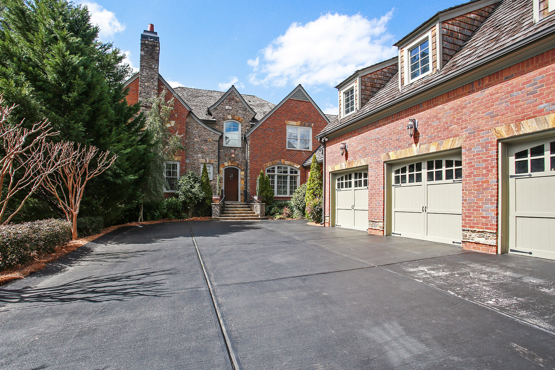 Single Family Home for Sale at Majestic European Estate 130 Ardsley Lane Alpharetta, Georgia, 30005 United States