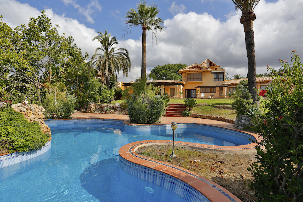 Single Family Home for Sale at Spectacular residence Marbella East Marbella, Costa Del Sol 29600 Spain