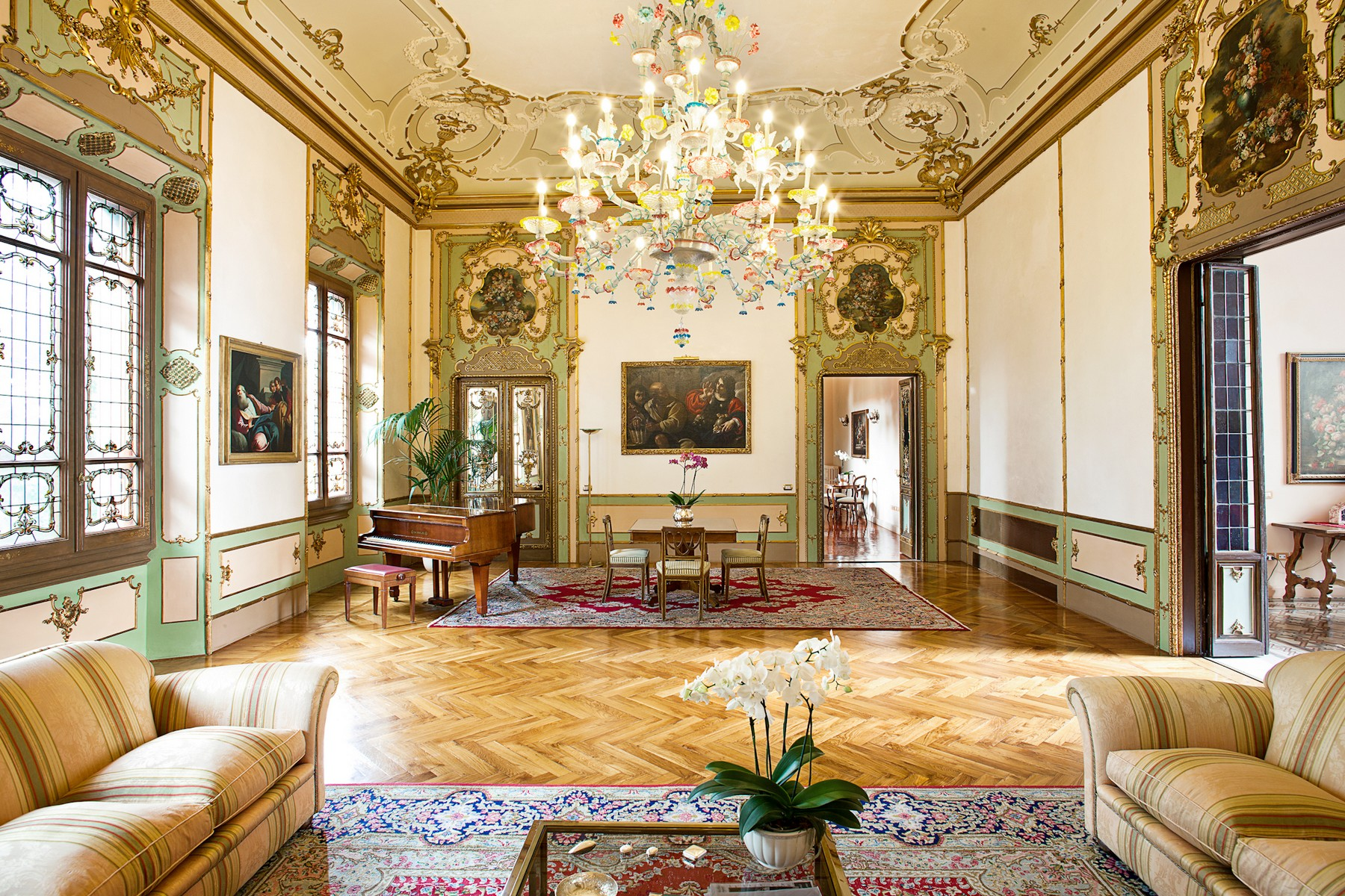 Single Family Home for Sale at Luxury apartment in the center of Florence Firenze, Italy