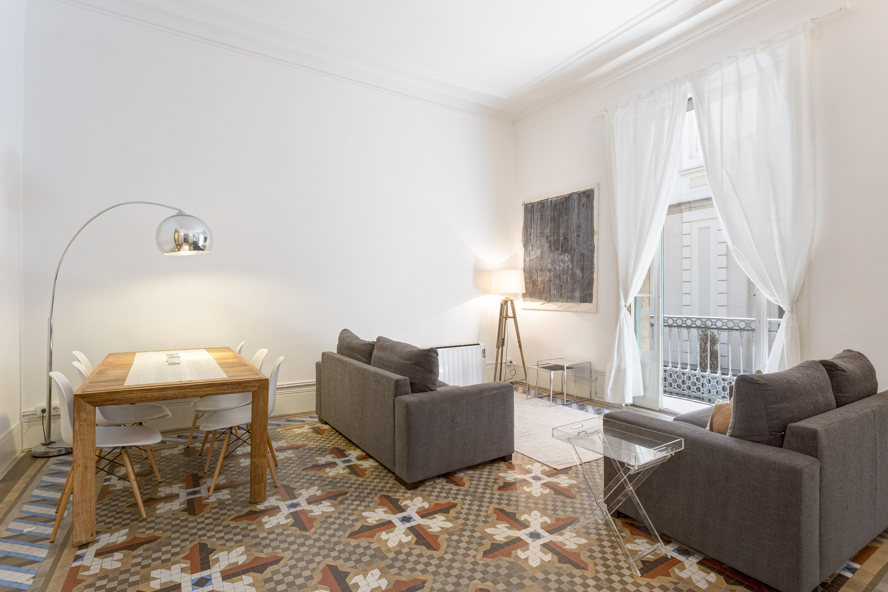 Apartment for Sale at Regal property in the old Gothic area Barcelona City, Barcelona Spain