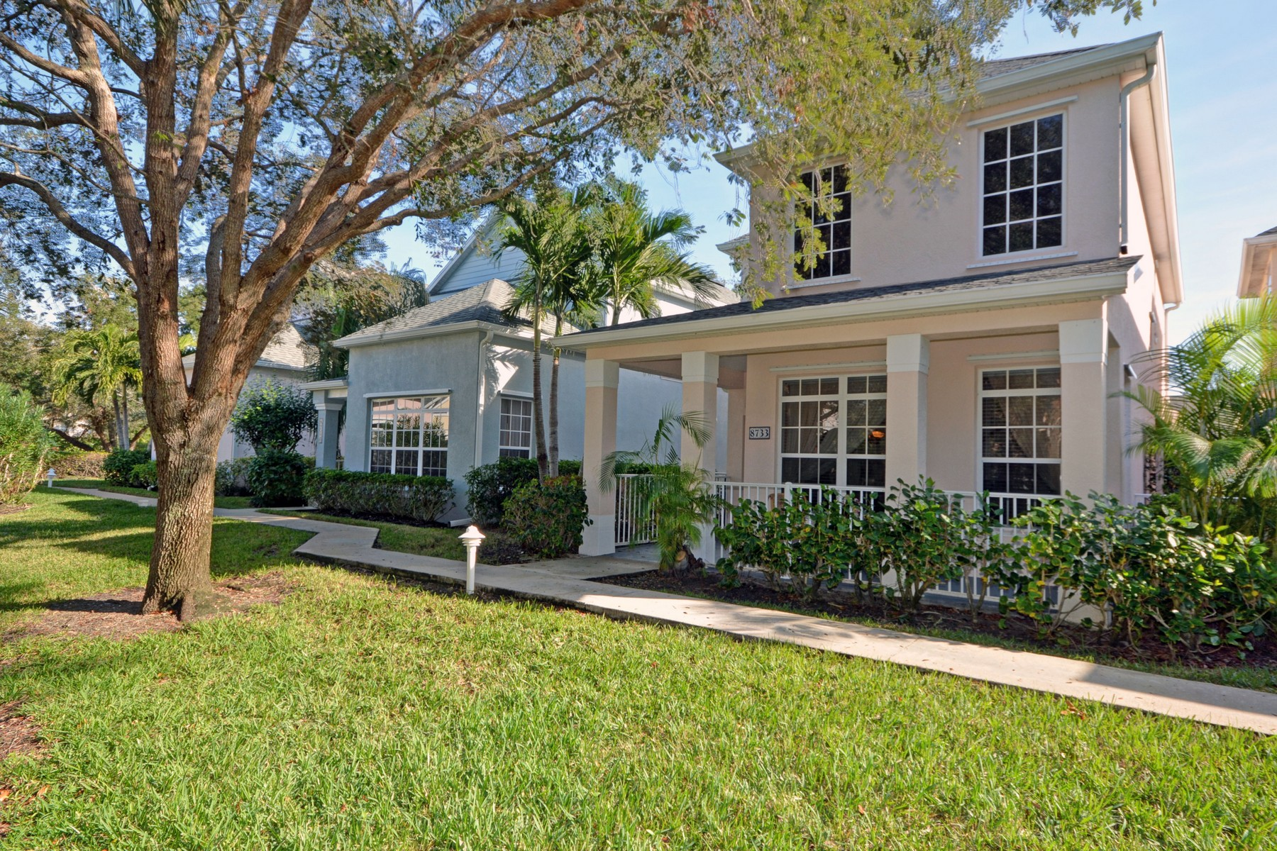 Single Family Home for Sale at Courtyard at the Preserve 8733 Sable Oak Ct Vero Beach, Florida, 32963 United States