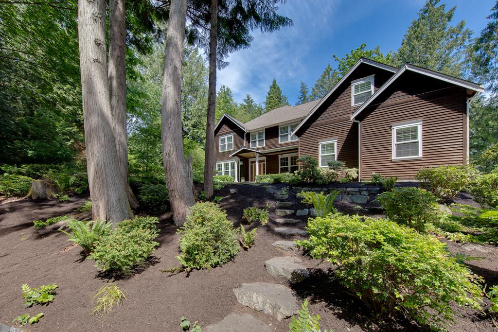 Single Family Home for Sale at Hidden Cove Estates 8334 Sumanee Place NE Bainbridge Island, Washington, 98110 United States