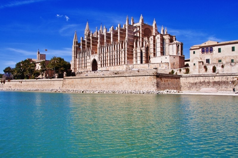 Single Family Home for Sale at Magnificent 16th century Mansion in D´Alt Murada Palma Cathedral, Mallorca, 07012 Spain