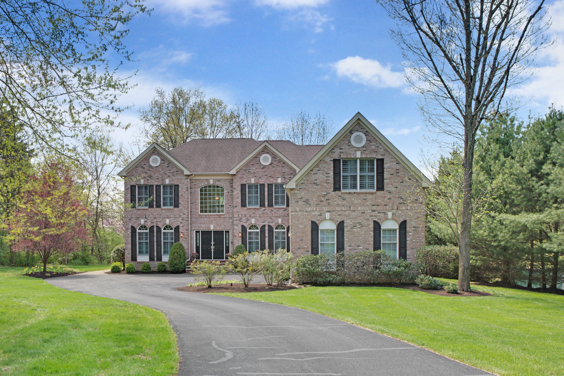 Single Family Home for Rent at Elegant Custom Home 477 Mount Airy Road Basking Ridge, 07920 United States