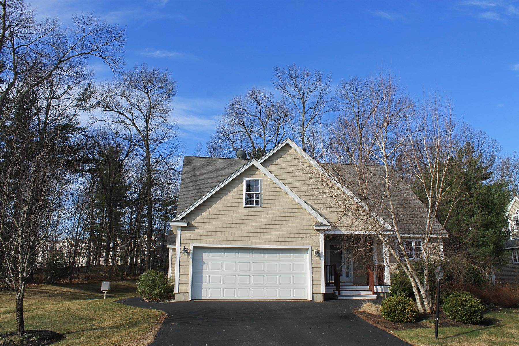 Condominium for Sale at 45 Vineyard Drive, #51 Stratham, New Hampshire, 03885 United States