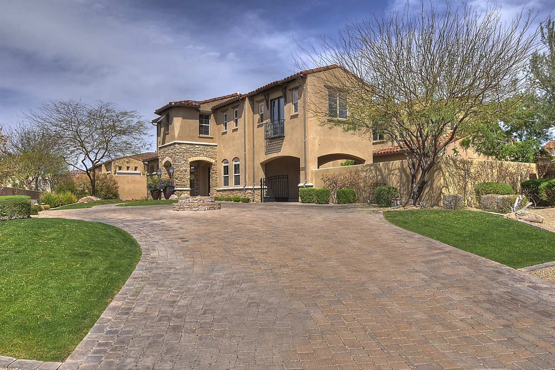 Property For Sale at Incredible Family Home in Grayhawk