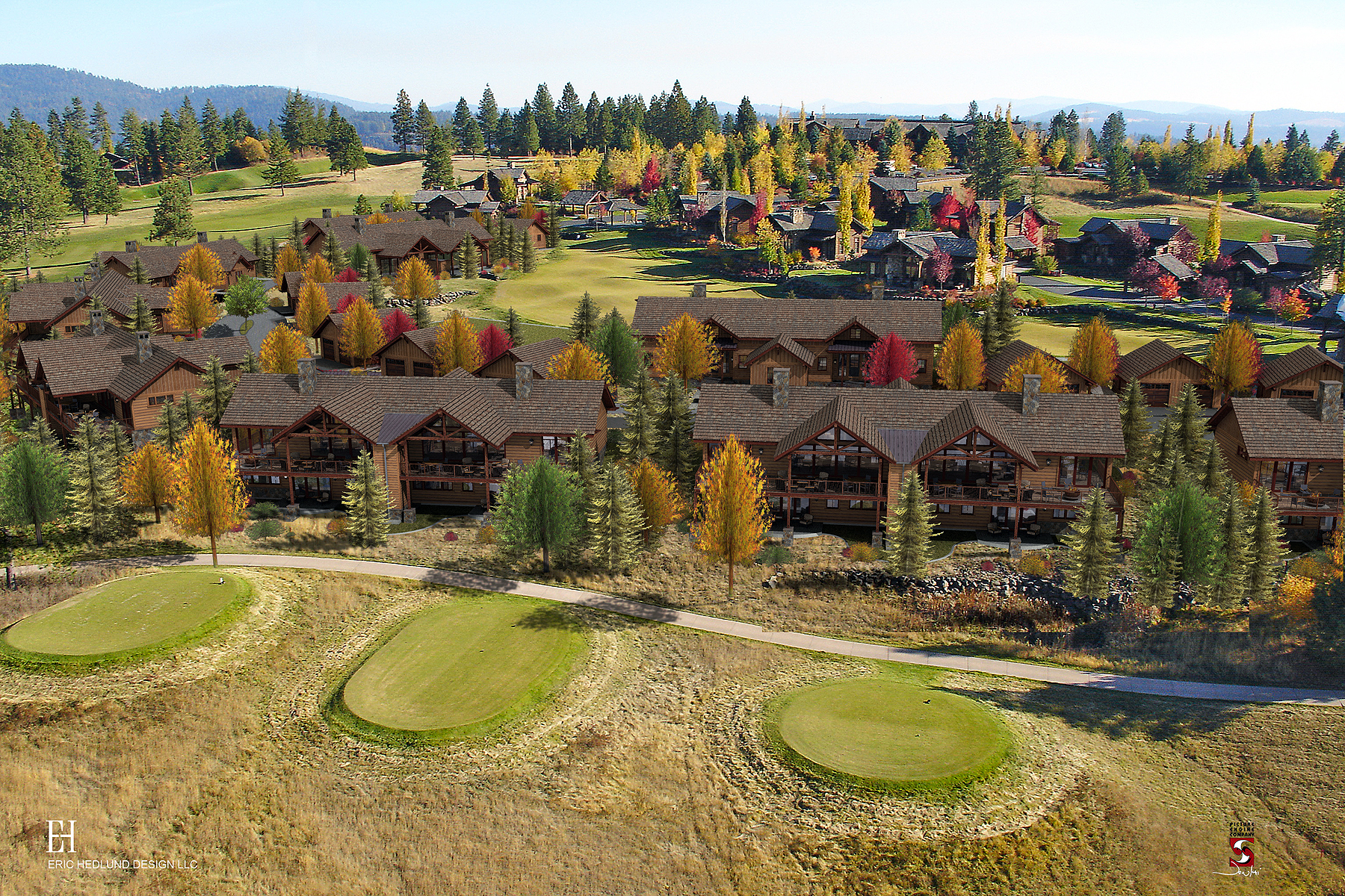Piso por un Venta en The Golf Cottages Phase 2 15 Kimberlite Coeur D Alene, Idaho, 83814 Estados Unidos