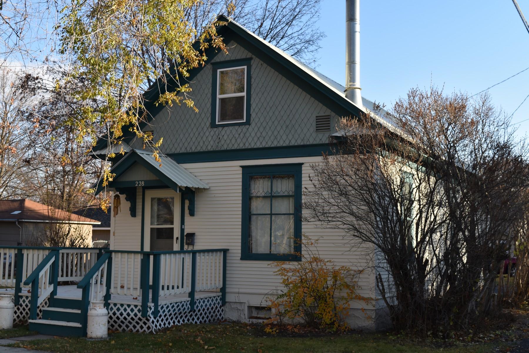 一戸建て のために 売買 アット Kalispell Cottage 228 10th Avenue W Kalispell, モンタナ 59901 アメリカ合衆国