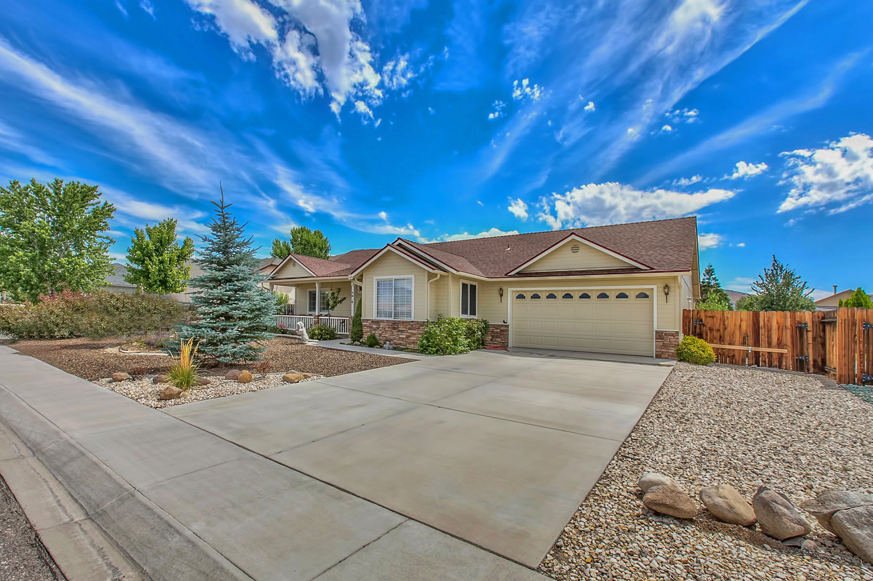 Single Family Home for Sale at 2983 San Mateo Minden, Nevada 89423 United States