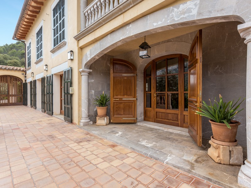Property Of Beautiful majorcan Finca in Bunyola