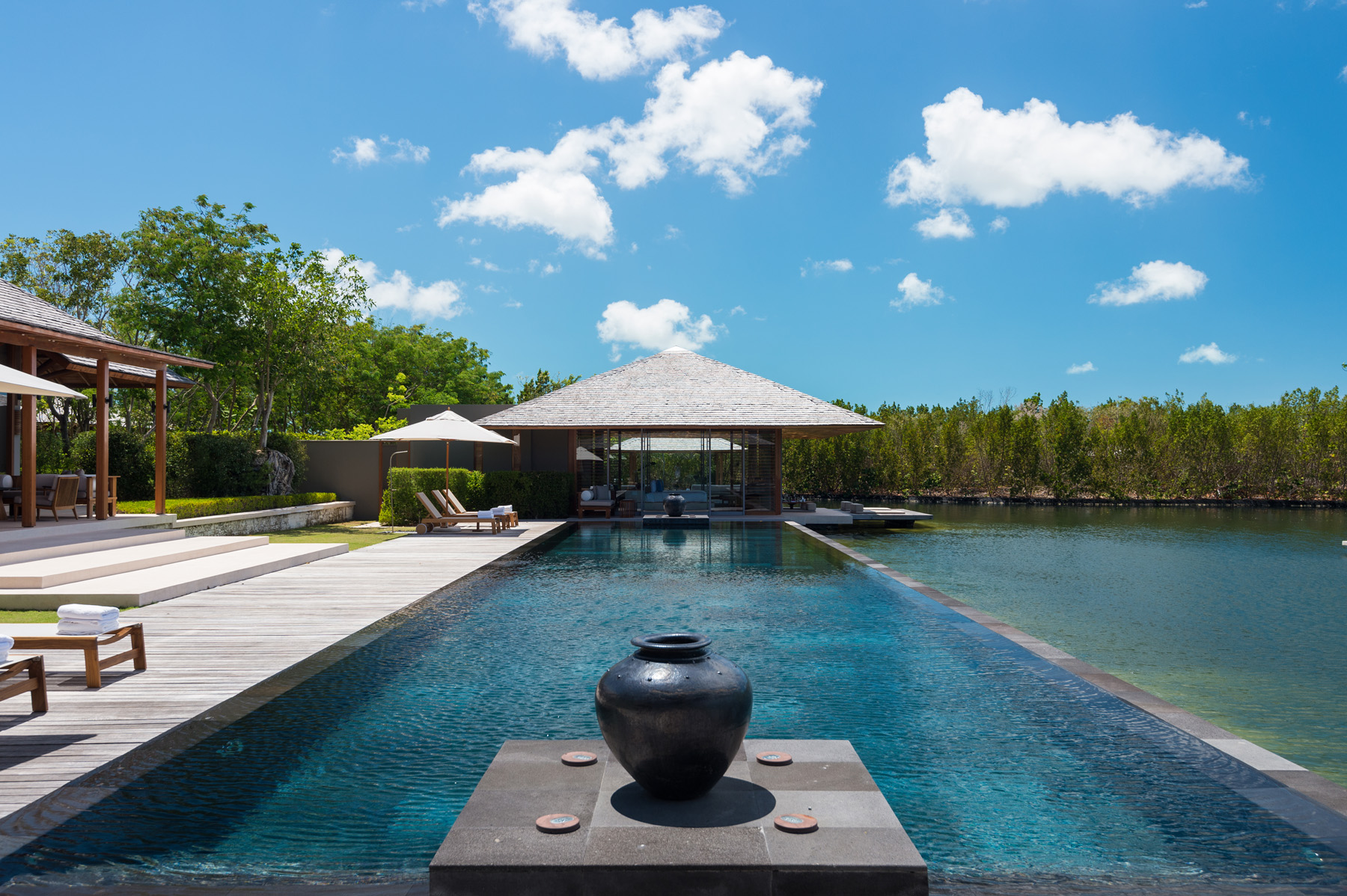 Single Family Home for Sale at Amanyara Villa 8 North West Point North West Point, Providenciales TCI Turks And Caicos Islands