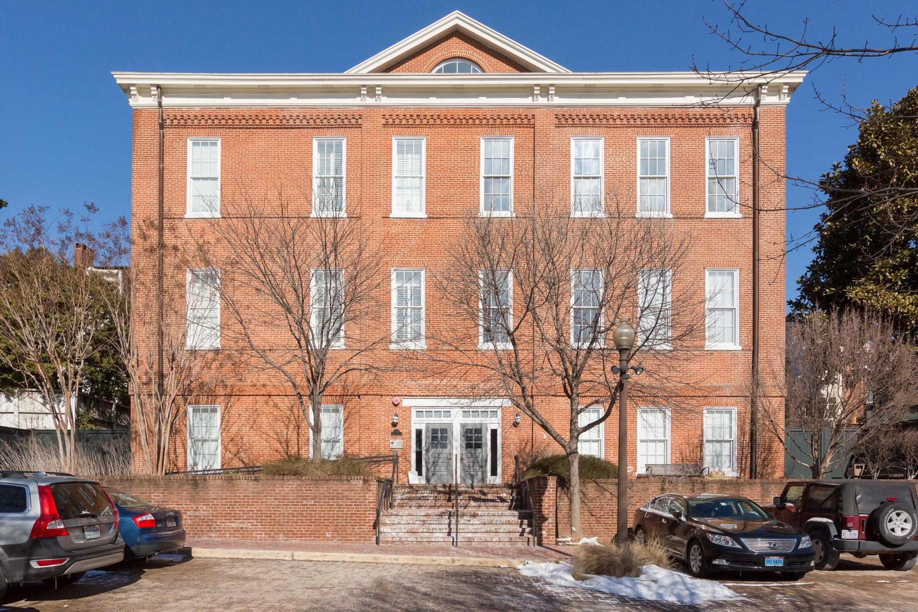 Nhà chung cư vì Bán tại Georgetown 2735 Olive Street Nw 9 Georgetown, Washington, District Of Columbia 20007 Hoa Kỳ