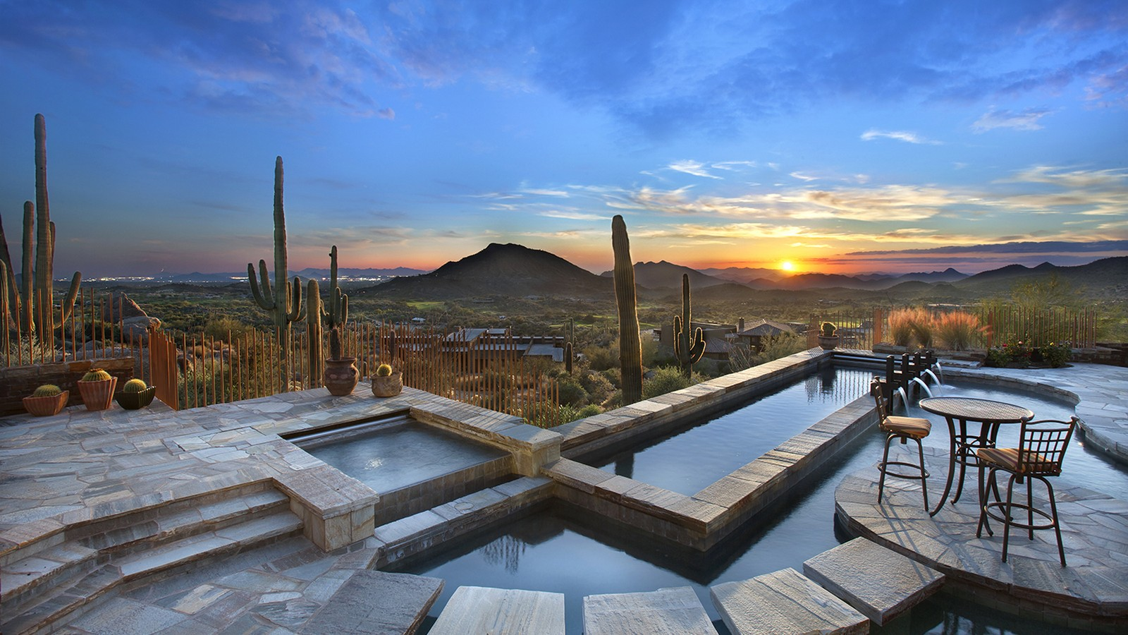 Villa per Vendita alle ore Spectacular Views in Desert Mountain 41188 N 102nd Place Scottsdale, Arizona 85262 Stati Uniti