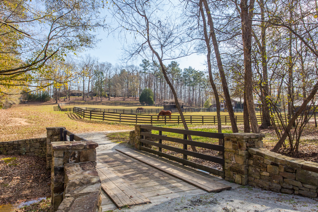 Property For Sale at Refined Rustic Living in Newnan