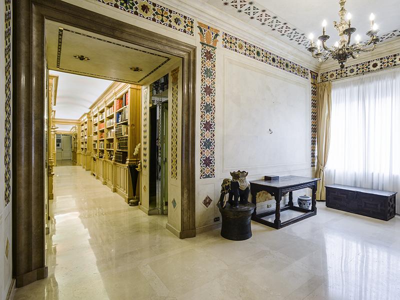 Apartamento para Venda às Exclusive and elegant apartment Via Rubens Rome, Roma 00197 Itália