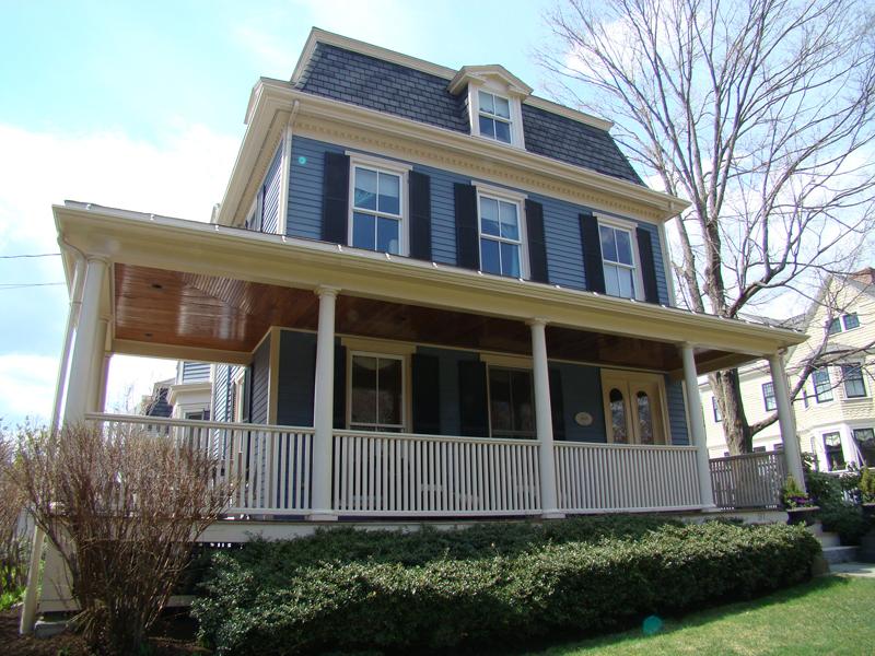 Moradia para Venda às Victorian Newton Single Family 131 Sumner Street Newton, Massachusetts 02459 Estados Unidos
