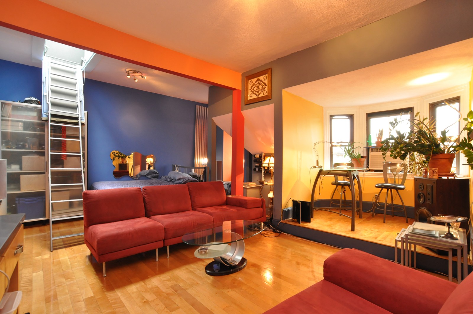 sales property at Ultra modern studio condo on beautiful Worcester Square.