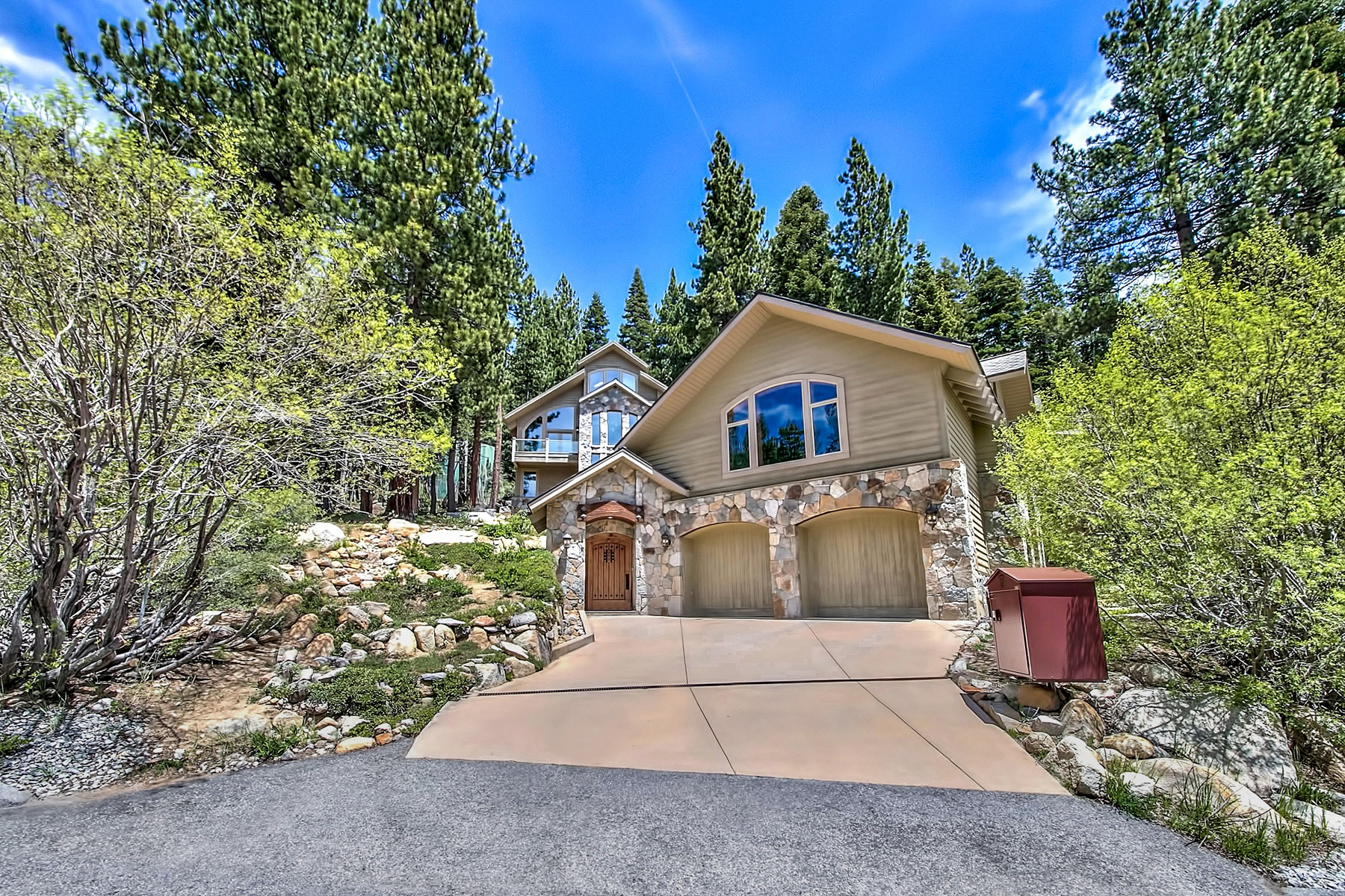 Single Family Home for Sale at 992 Lunar Court Incline Village, Nevada, 89451 United States