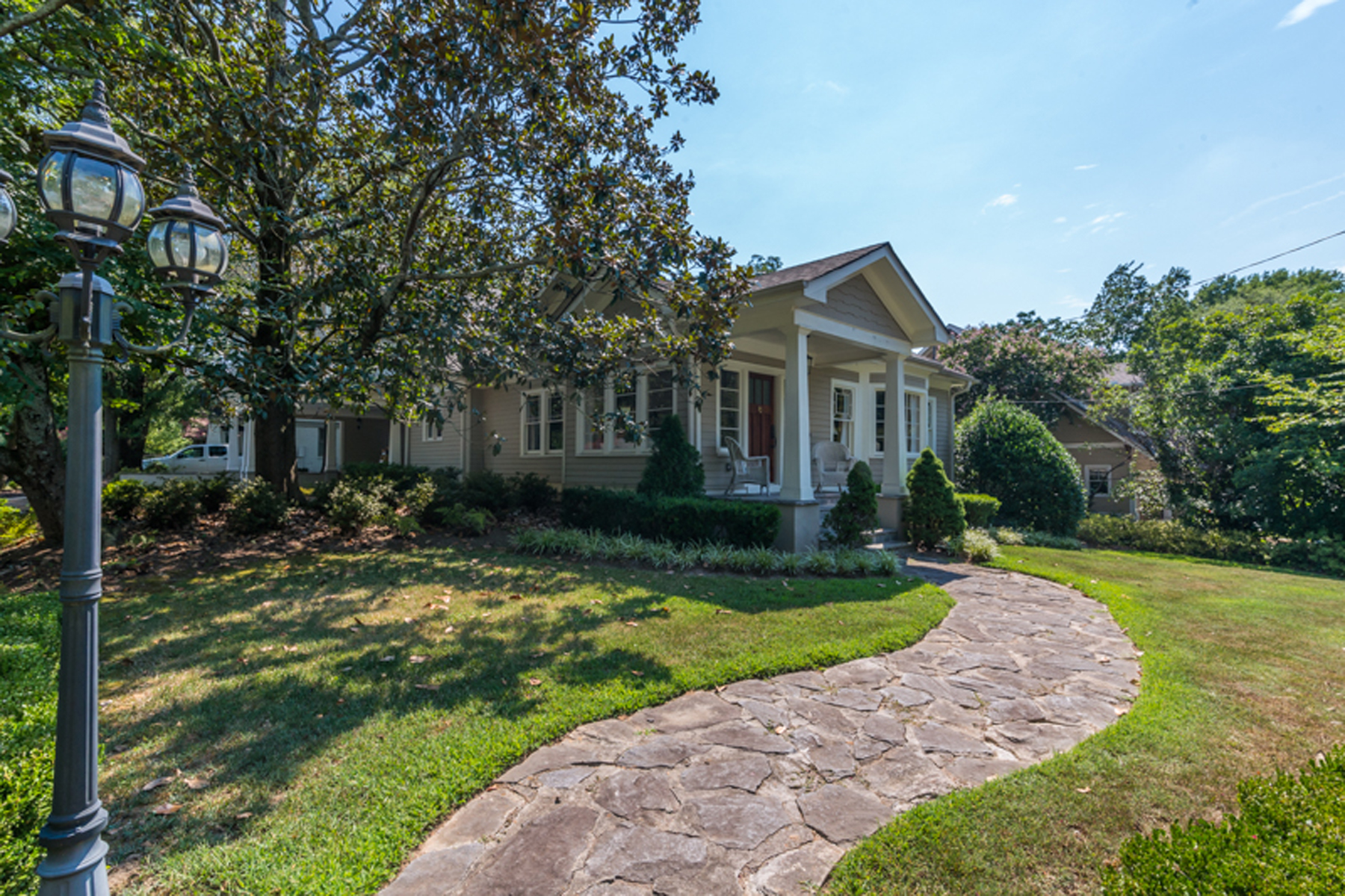 Single Family Home for Sale at Charming Peachtree Hills Home 75 Mobile Avenue NE Peachtree Hills, Atlanta, Georgia 30305 United States