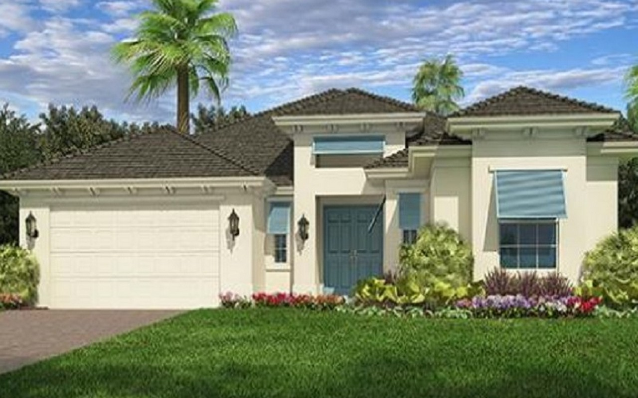Single Family Home for Sale at Gourmet Kitchen 1448 Lily's Cay Circle Vero Beach, Florida, 32967 United States