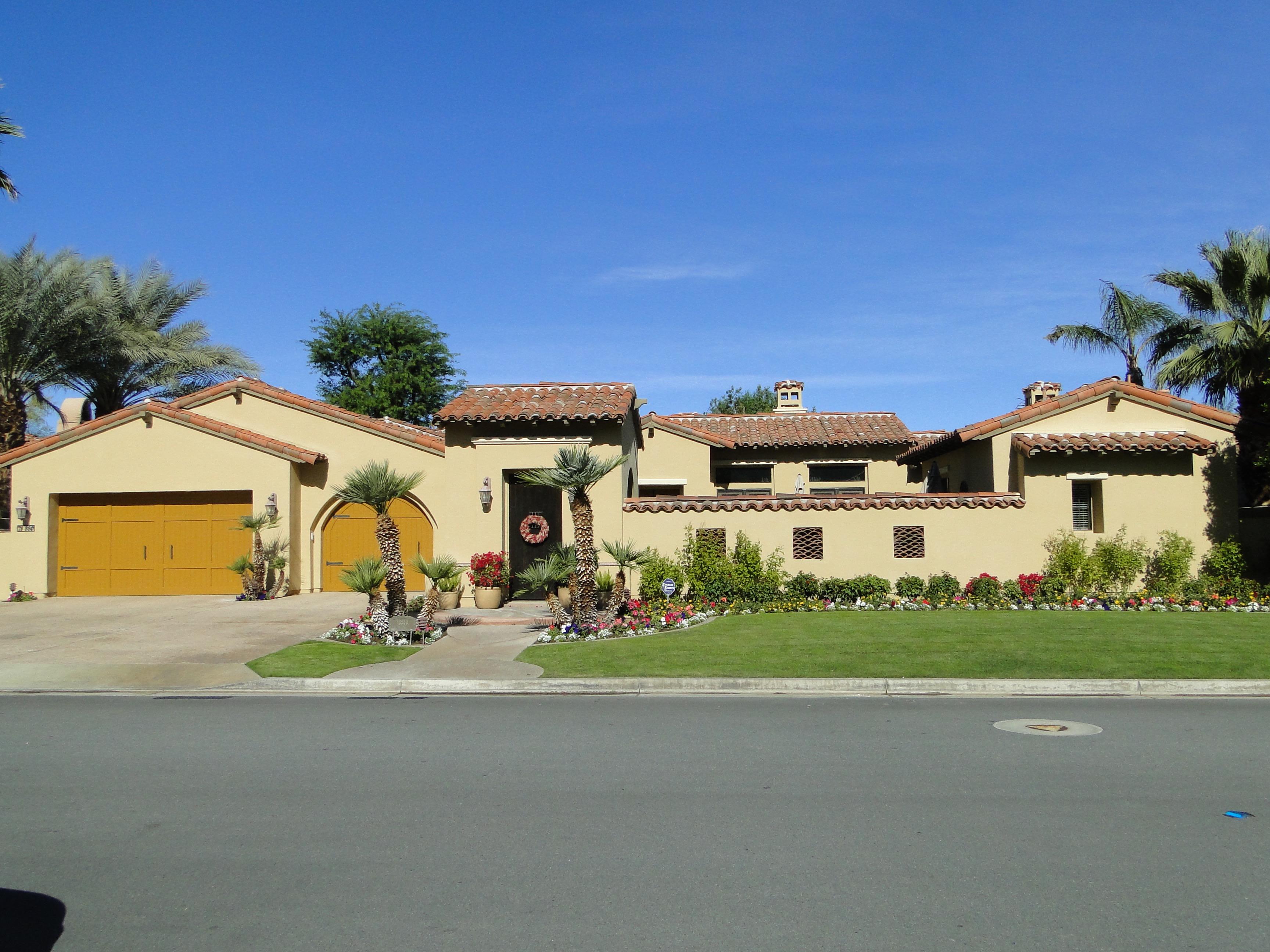 Single Family Home for Sale at 78880 Citrus La Quinta, California, 92253 United States