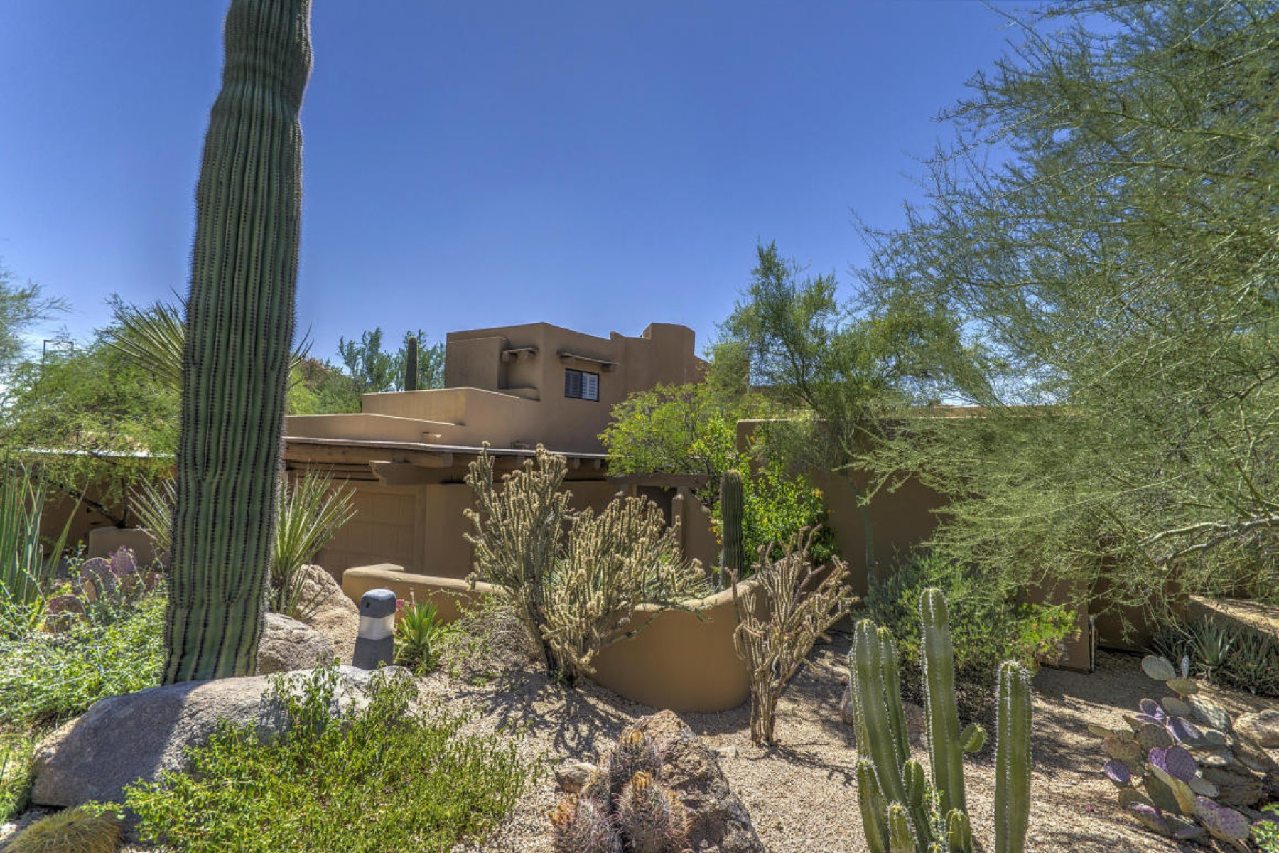 Property For Sale at Incredible unobstructed views in the Boulders overlooking the golf course.