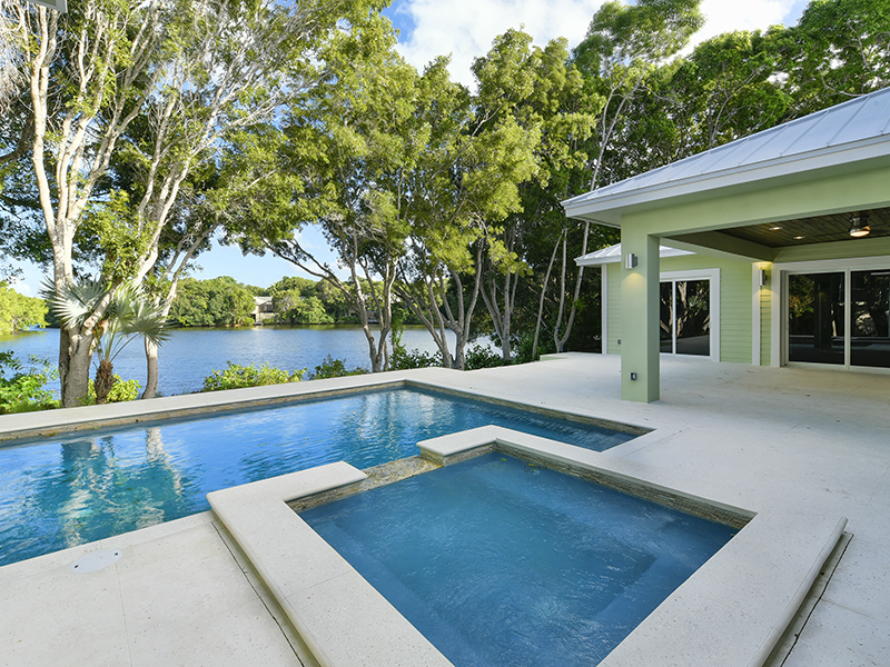 Property For Sale at New Construction Waterfront Home at Ocean Reef
